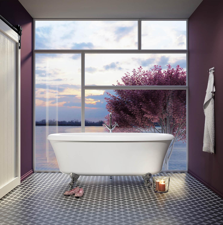 BainUltra Balneo® collection   Air jet tubs for your master bathroom