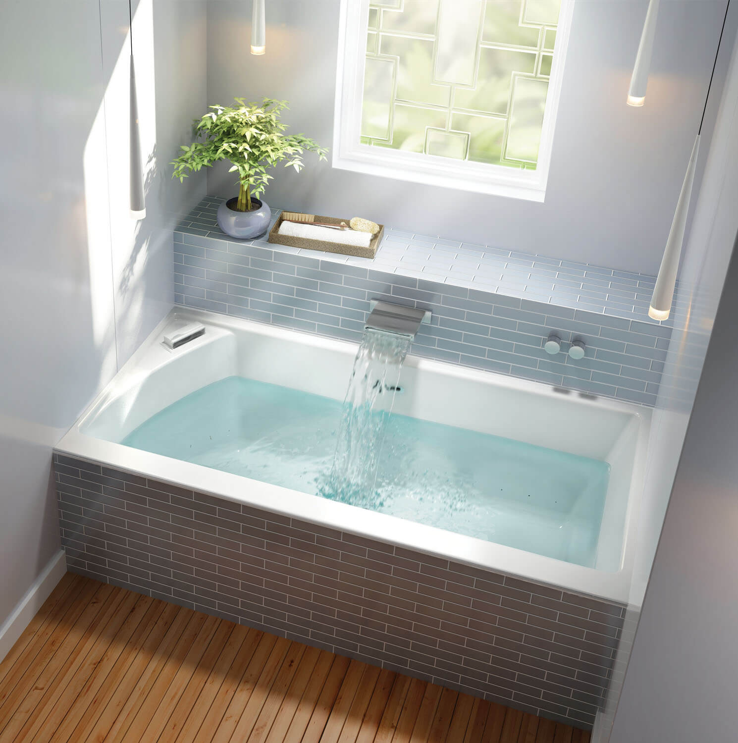 BainUltra Citti® collection | Air jet tubs for your master bathroom
