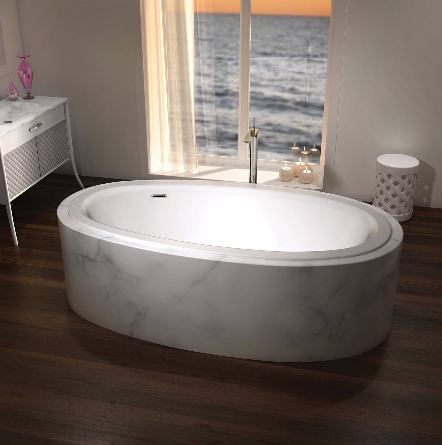 air jet bathtub for your master bathroom