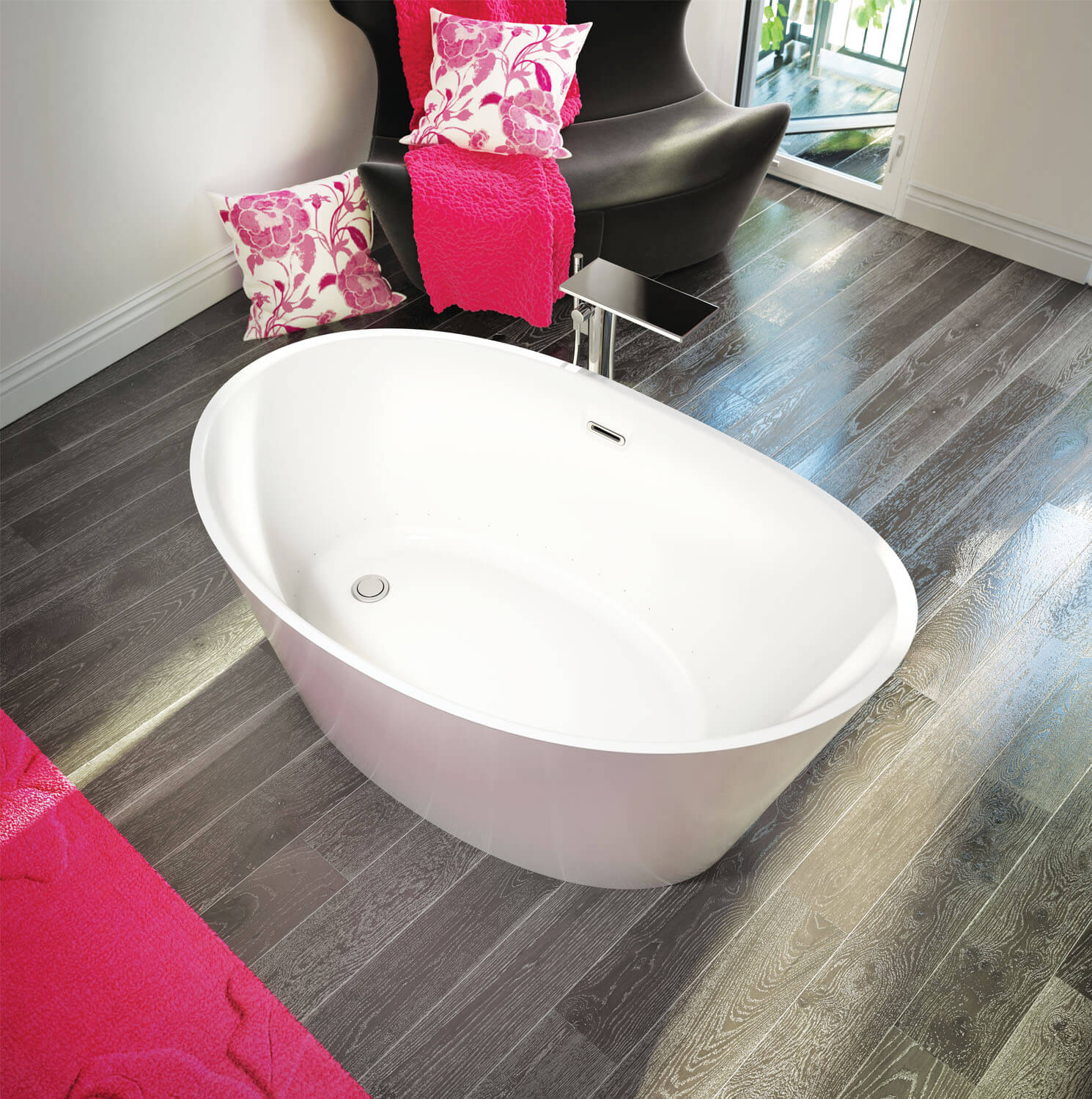 BainUltra Evanescence® collection | Air jet tubs for your master ...