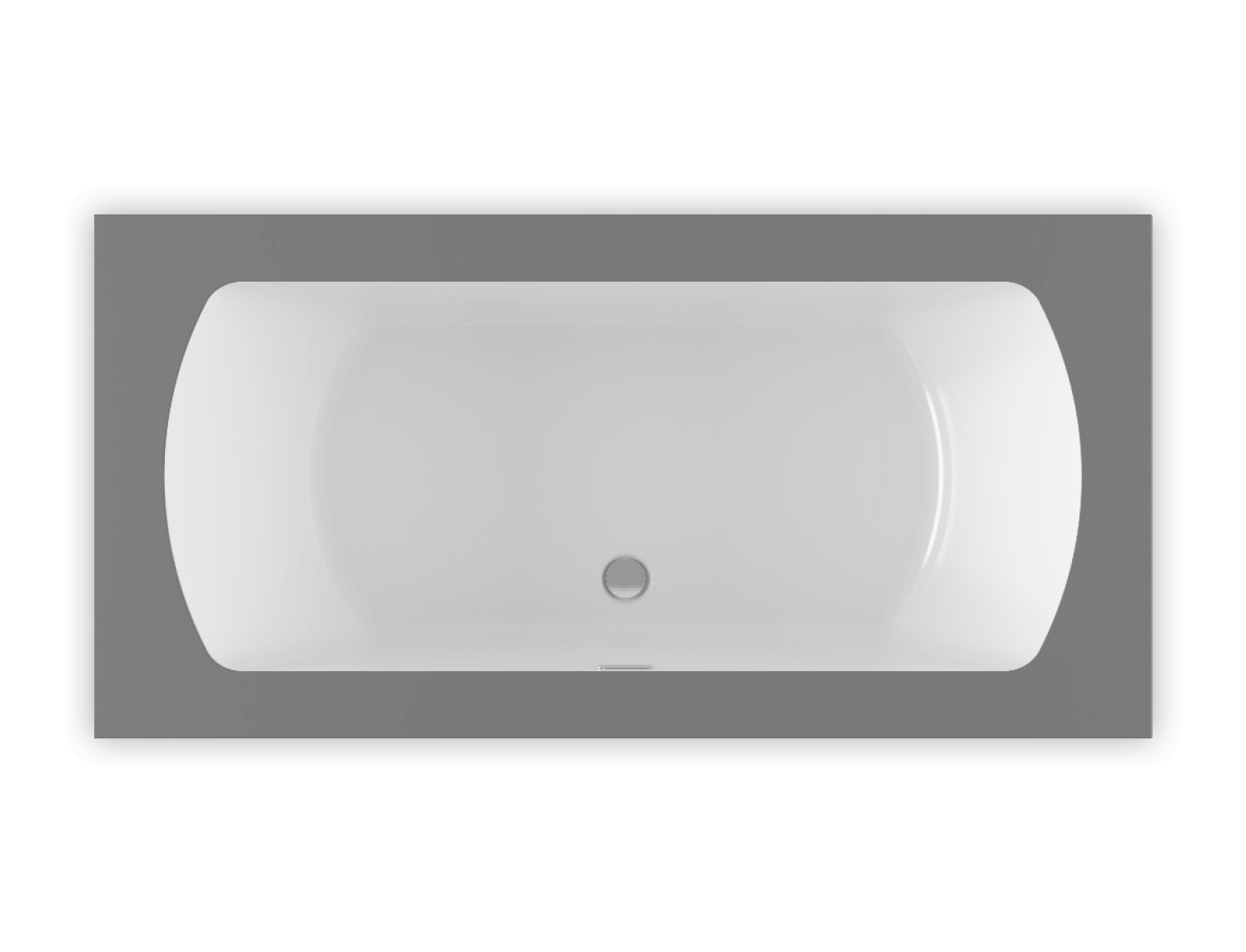 Monarch 7236 air jet bathtub for your modern bathroom