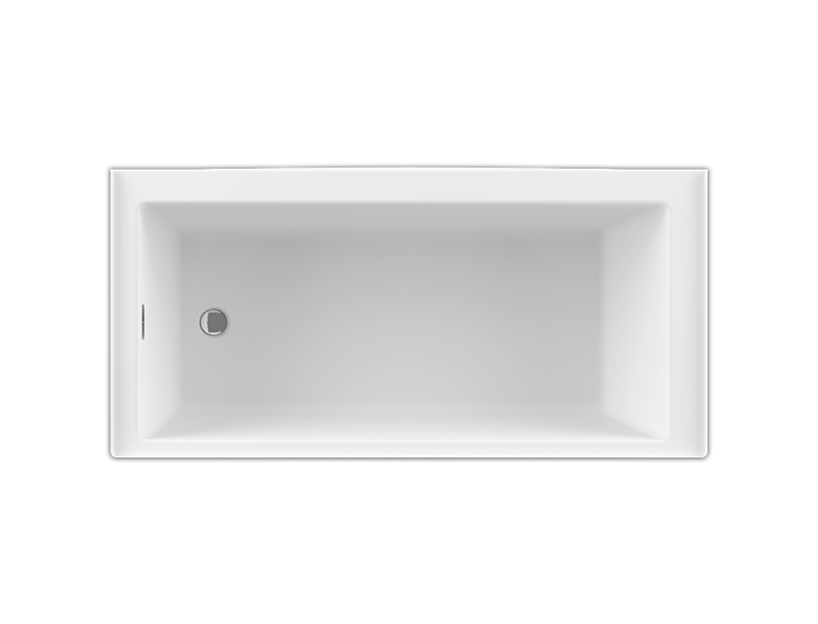 BAIN DE VILLE 6632 collection alcove air jet bathtub for your master bathroom