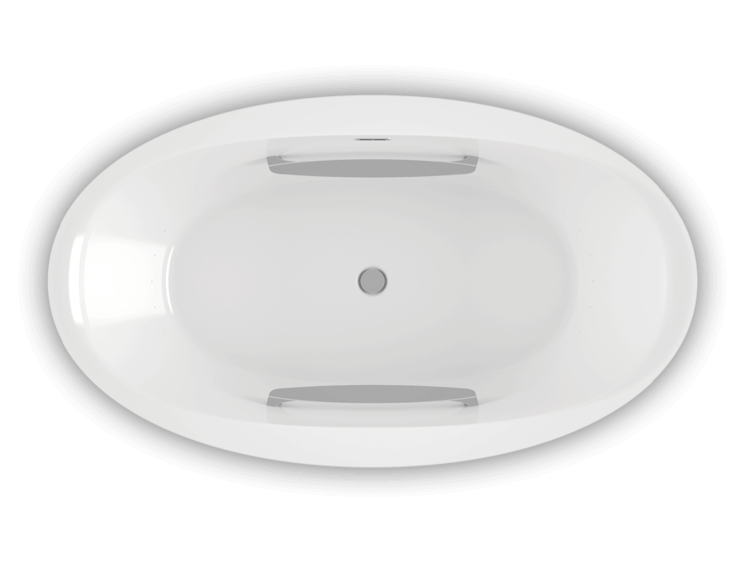 Scala 7242 air jet bathtub for your master bathroom