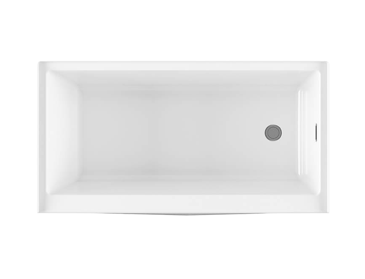 BainUltra Citti 17 alcove air jet bathtub for your modern bathroom