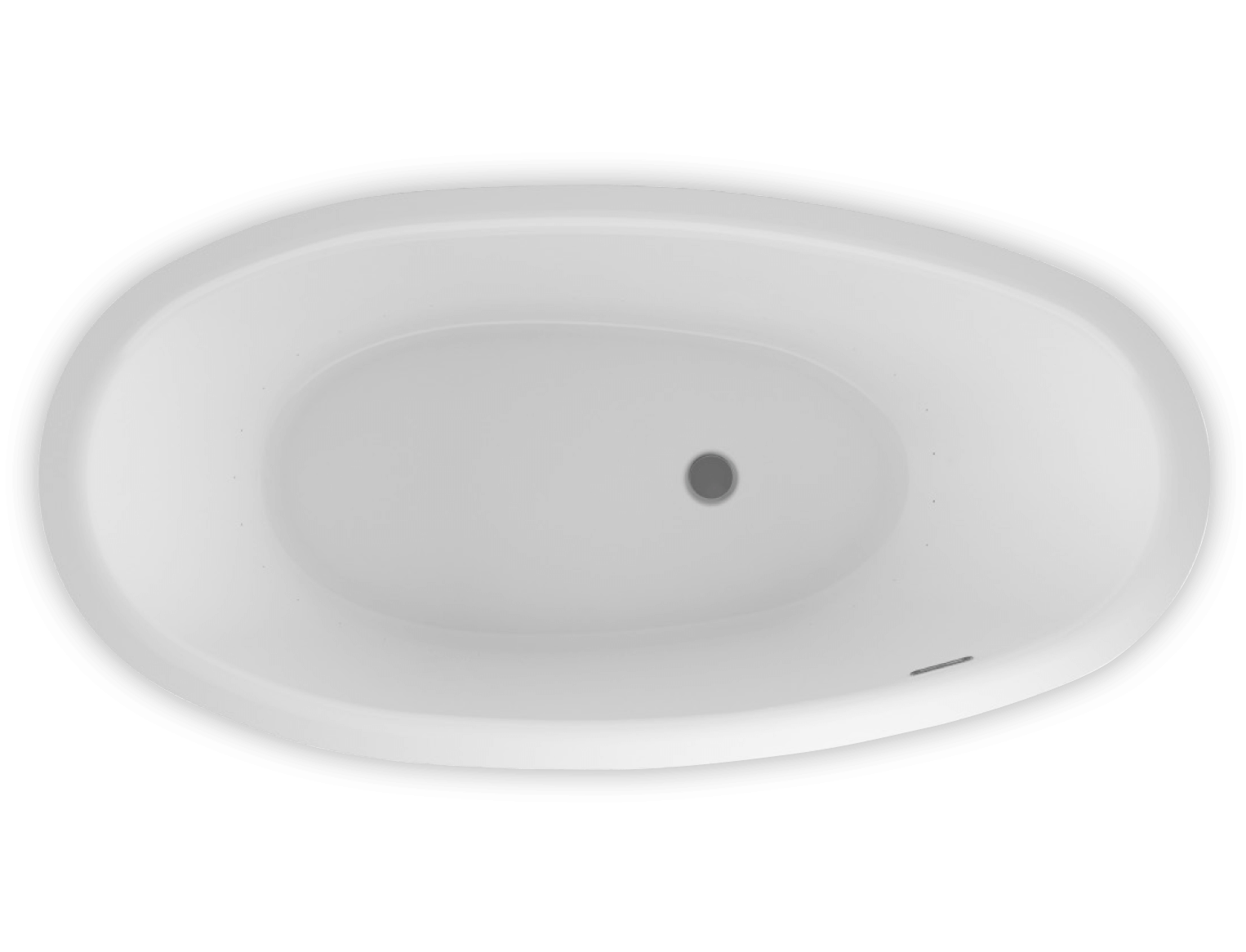Bainultra Essencia Design freestanding air jet bathtub for your master bathroom