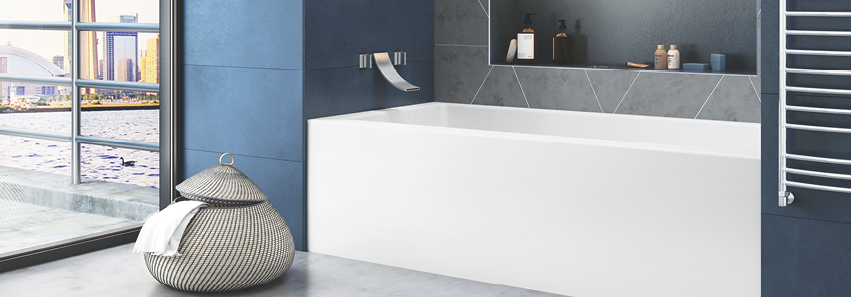 BU-Touch discover our bath collections