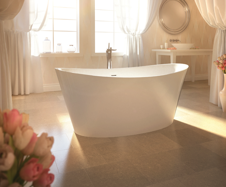 freestanding tub, free standing bath tubs, stand alone bathtubs